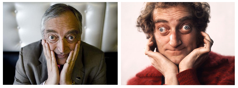 marty feldman and lord monckton